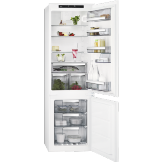 AEG Frost Free Integrated Fridge Freezer 177.2 cm A+ SCS8181VTS